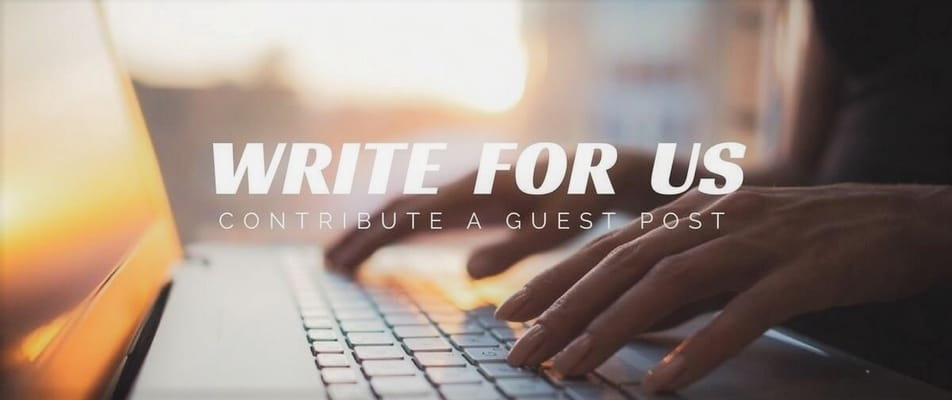 Contribute - Write for us !