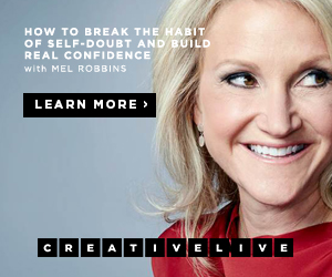 Stop Holding Yourself Back - Mel Robbins