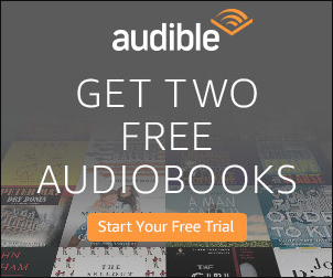 Get two free audiobooks! - Audible