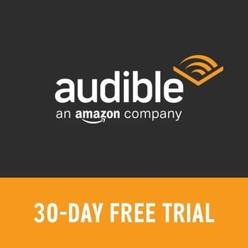 Audible - 30 Days Free Trial!