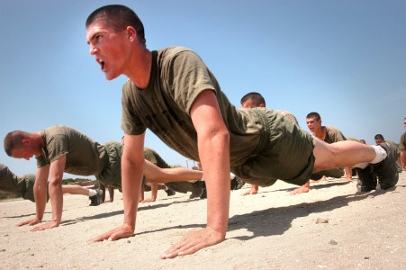 Military Workout Routine :10 Powerful Exercises to Get Fit
