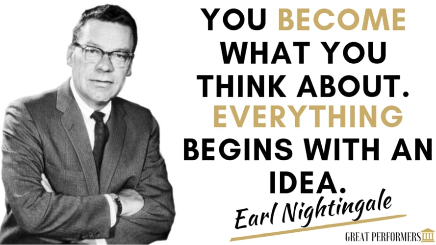 [Video] Earl Nightingale's The Strangest Secret Will Change Your Life