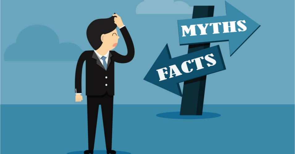 top-25-medical-myths